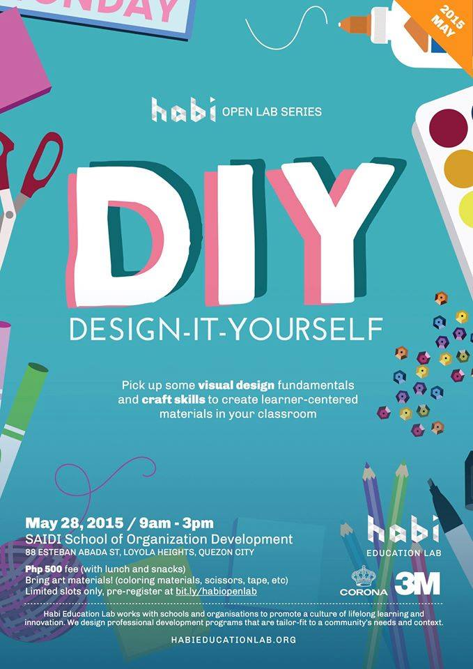 DIY - Design It Yourself