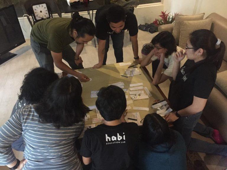 Designing Habi's Design Principles